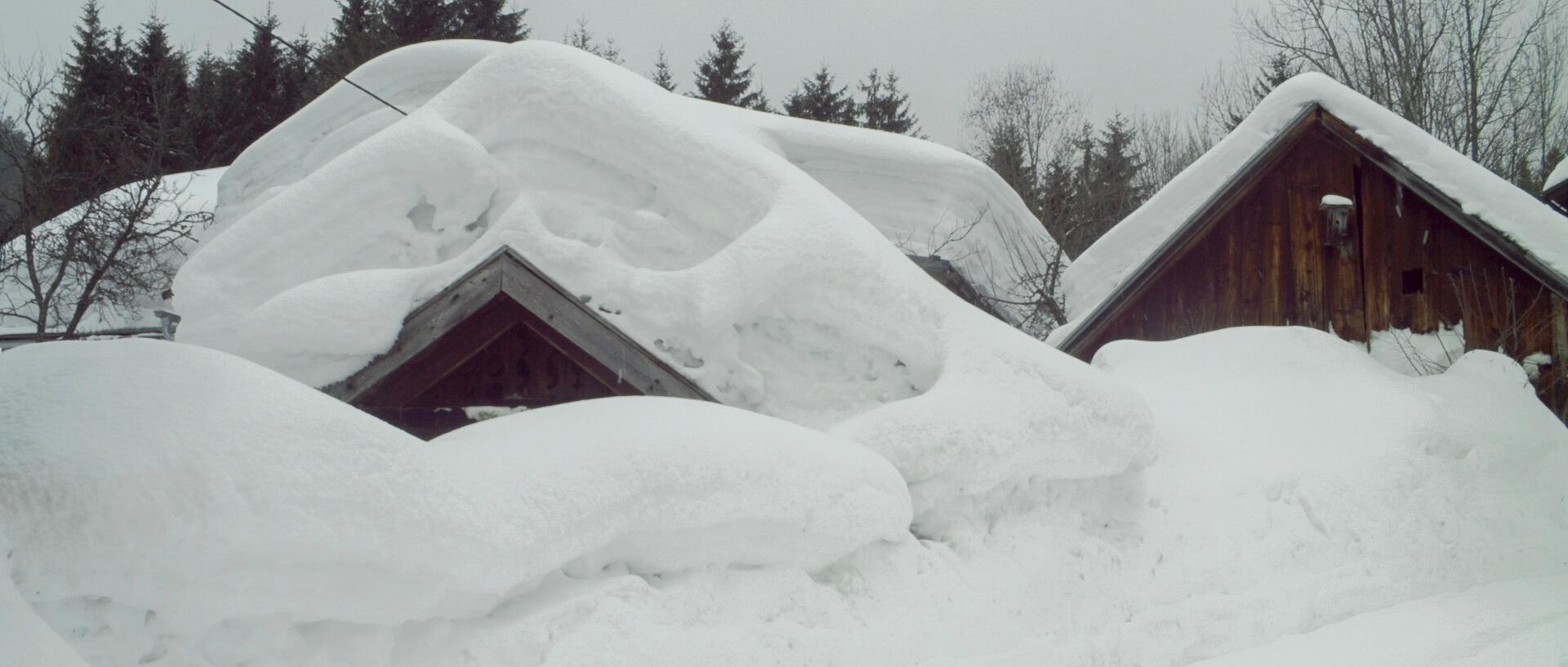 Im Jahre Schnee